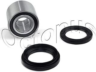 Compatible for Honda TRX300FW 300 FourTrax 4x4 ATV Bearings & Seal kit Front Wheel 88&90-2000