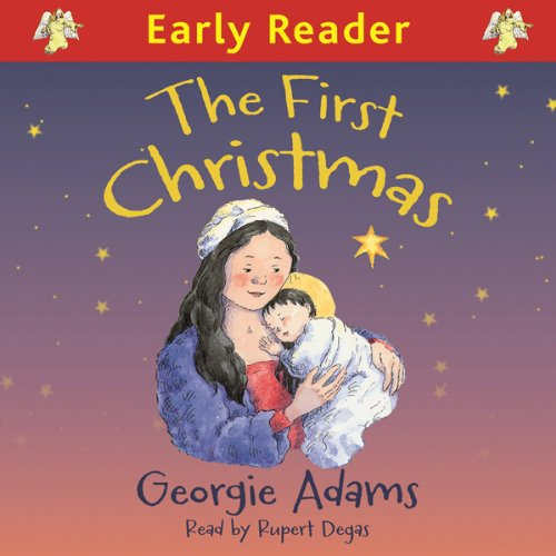 The First Christmas audiobook cover art