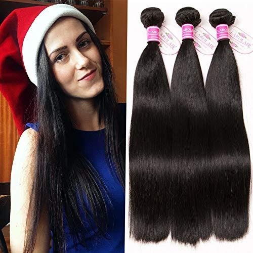 10A Straight Human Hair Bundles Straight Hair Bundle Brasilianische Haare Bündel Echthaar Weave Menschliche Haare 300 g Total 10 12 14 inch