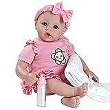 Toizz 2010301340,5cm Zeit Babys Adora pink Puppe
