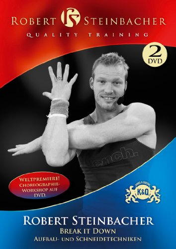Break it Down by Robert Steinbacher [2 DVDs]