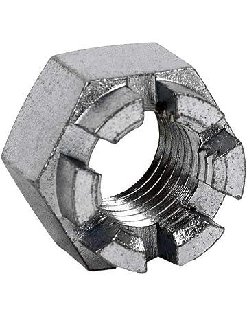 ELSM D36L32 Tuerca trapezoidal 16 x 4, acero inoxidable