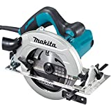 Makita HS7611J Circular Saw, 1600 W, 240 V, Blue, 190 mm