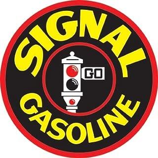 Signal Gasoline Vintage Reproduction Sign- 25.5