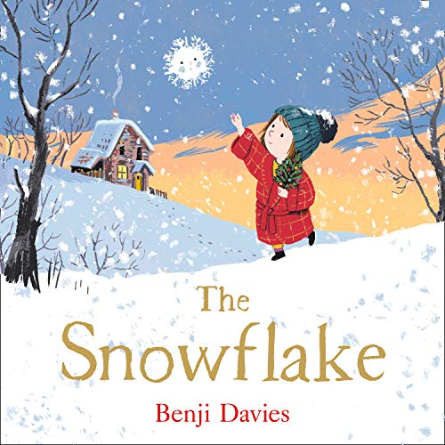 The Snowflake cover art