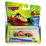 Disney / Pixar Cars Carnival Cup Rip Clutchgoneski Diecast Car