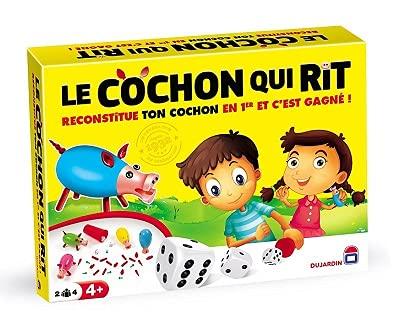 Jeu de société - Le Cochon Qui rit 4 Joueurs - Nouvelle Version