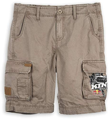 KINI Red Bull Cargo Shorts Sand Gr. M