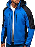 Zoom IMG-2 bolf giacca con cappuccio softshell