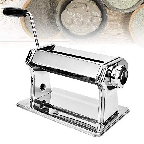 Nannday 【𝐒𝐞𝐦𝐚𝐧𝐚 𝐒𝐚𝐧𝐭𝐚】 Máquina Manual de Arcilla, Rodillo de Metal Art Craft Prensa Manual Máquina de Arcilla de polímero Máquina Auxiliar Máquina de laminación, 7 Opciones de Espesor