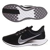 Nike W Zoom Pegasus 35 Turbo, Zapatillas de Running Mujer, Multicolor (Black/Vast Grey/Oil Grey/Gunsmoke 001), 40.5 EU