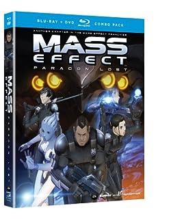 Mass Effect: Paragon Lost (Blu-ray/DVD Combo) (B008HUSF70)   Amazon price tracker / tracking, Amazon price history charts, Amazon price watches, Amazon price drop alerts