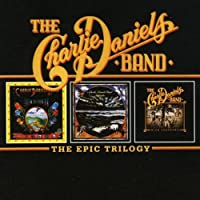 Epic Trilogy by CHARLIE BAND DANIELS (2013-09-17)