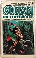 Conan the Freebooter 0441116329 Book Cover