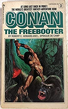 Conan the Freebooter - Book  of the Conan the Barbarian