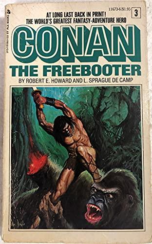 Conan the Freebooter 0441116736 Book Cover