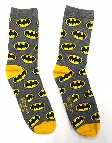 Sun City Calcetines adulto Batman Dc Comics Talla 40-46