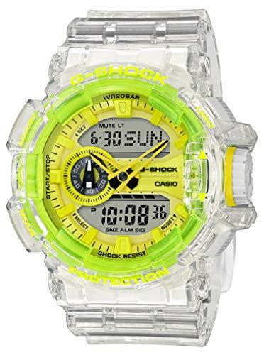 [カシオ] 腕時計 ジーショック Clear skeleton GA-400SK-1A9JF メンズ