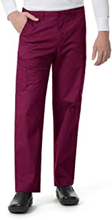 Carhartt Size Men's Straight Fit Multi-Cargo, Wine, Large/Tall