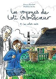 Les voyages de Lali Grandcoeur, tome 1 : Les volets verts par Florence Chevalier