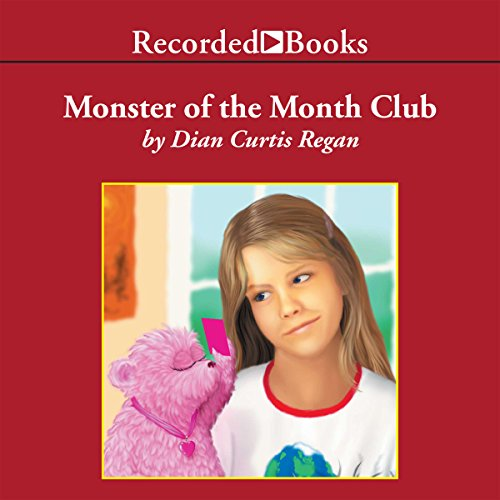 Monster of the Month Club audiobook cover art