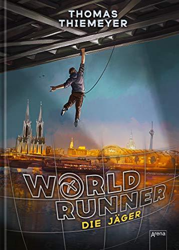 World Runner (1). Die Jäger: Geocaching-Abenteuer