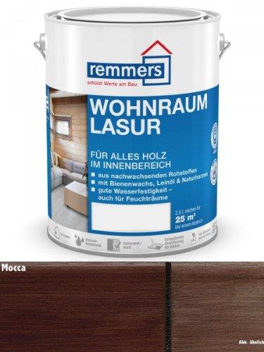 Remmers Wohnraum-Lasur - mocca 750ml
