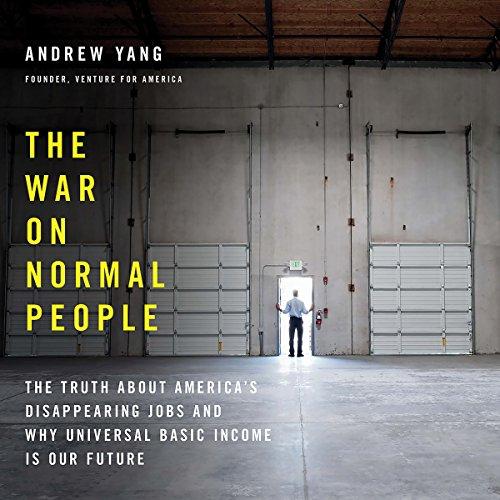 The War on Normal People Titelbild