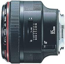 Canon EF 85mm f/1.2L USM Lens for Canon SLR Cameras
