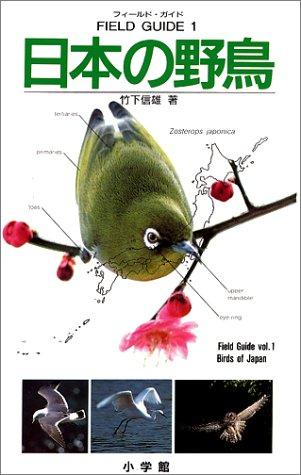 フィールド・ガイドシリーズ1 日本の野鳥