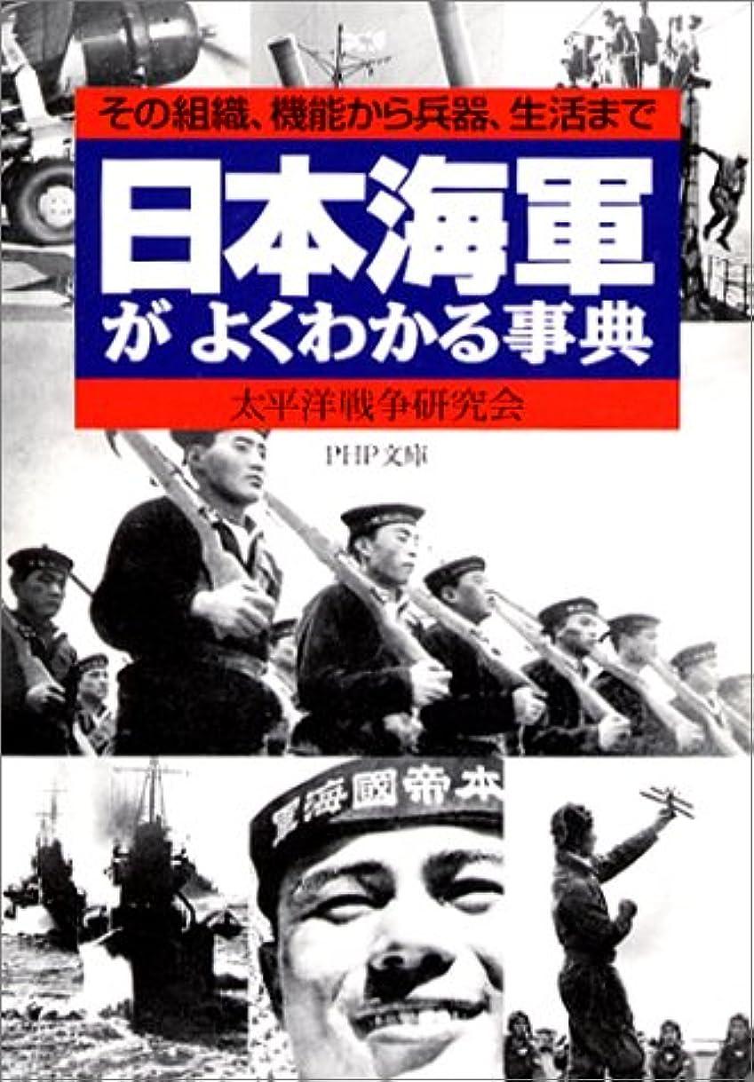 アソシエイトライラック機関日本海軍がよくわかる事典―その組織、機能から兵器、生活まで (PHP文庫)
