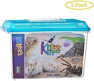 Kritter Keeper Pet Home [Set of 3] Size: Medium (8