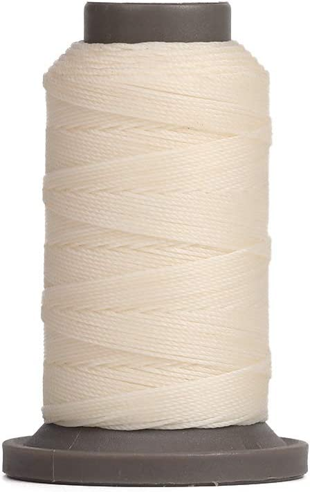 WUTA Animer and price revision Alternative dealer 0.55mm Round Waxed Leather Thread for Sewing