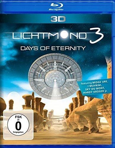 Days Of Eternity (3D Blu-Ray) - Lichtmond 3
