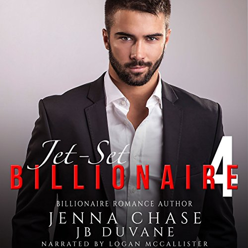Jet-Set Billionaire, Part 4 audiobook cover art