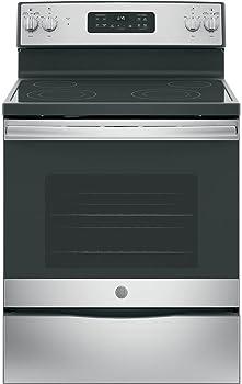 GE JB645RKSS 30' 5.3 cu. ft. Electric Range Oven