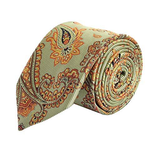 Lino Perros Green Tie