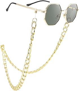 Bohend Mode Chaîne de lunettes de soleil Or Femmes Chaîne de lunettes Accessoires pour lunettes Pour Lunettes Et Des lunet...