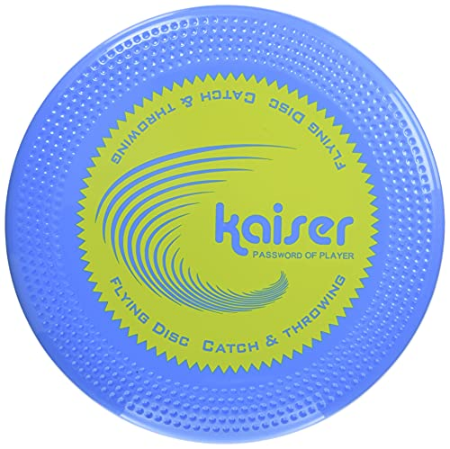 Kaiser(カイザー) フライング ディスク KW-414【色指定不可】 レジャー ファミリースポーツ