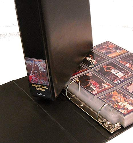 Hobbymaster Basketball Card Album Selling with Black Pages Selling and selling J 25 Michael