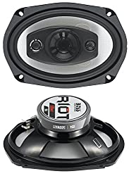 BOSS Audio Systems R94 500 Watt Per Pair, 6 x 9 Inch