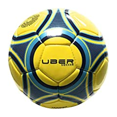 [SUMMER SOCCER SAVINGS] Save 15% when you buy any Three (3) Uber Soccer Balls, save 25% when you buy Five (5) or more Uber Soccer Balls! Discount is applied on the Amazon Checkout Screen. Scroll down to Special Offers for more details! This Trainer B...