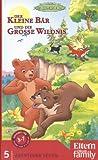 Abenteuer Sehen: Der kleine Bär und die große Wildnis