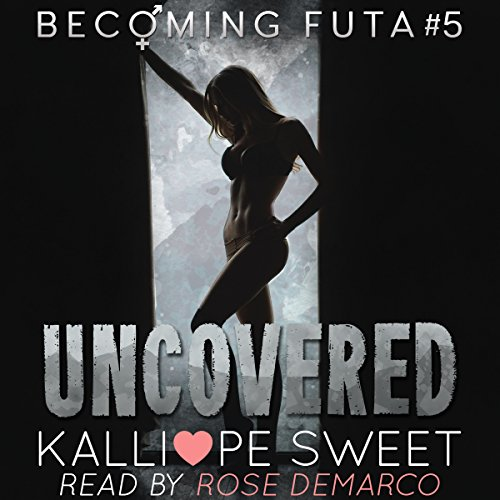 Uncovered audiobook cover art