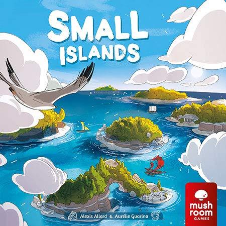 Diverse Small Islands gioco da tavolo tedesco