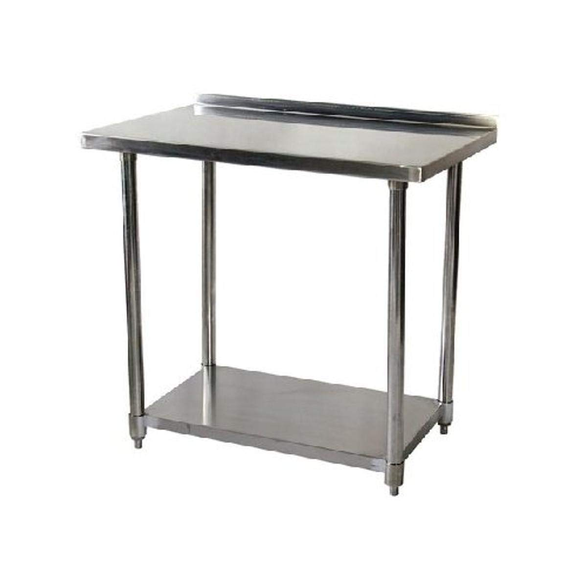 Johnson Rose 81397 Work Table Max 55% OFF with Up Steel Stainless 304 Turn Bombing new work