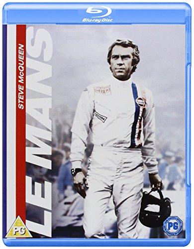 Le Mans [Blu-ray] [1971] [Region Free]