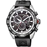[シチズン] 腕時計 プロマスター LANDシリーズ エコ・ドライブ電波時計 ダイレクトフライト CB5036-10X メンズ