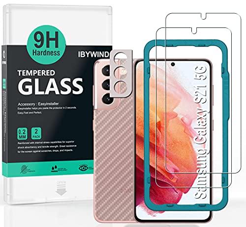 Ibywind Panzerglas für Samsung Galaxy S21 5G (6.2