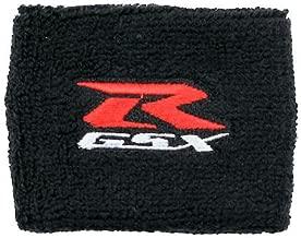 Suzuki GSXR Black Brake Reservoir Sock Cover Fits GSXR, GSX-R, 600, 750, 1500, 1300, Hayabusa, Katana, TL 1500, SV 650